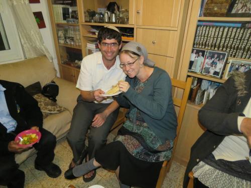 מימונה אצל משפחת וייל (אברהם-מרים) - אלבום תמונות