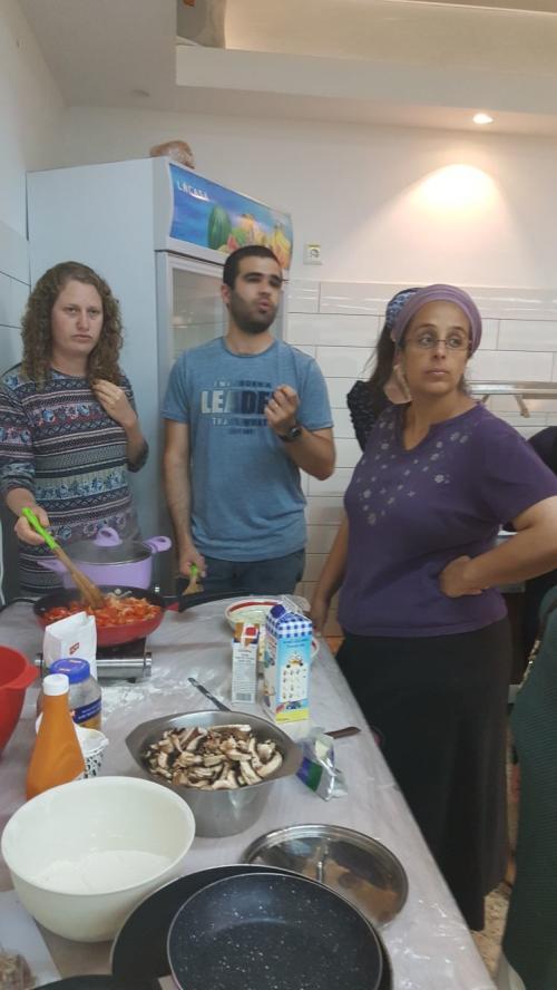 מסטר שף עם  יהוד'לה